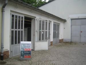 """""""Blauer Salon"""" des brandenburgischen Landtages"""