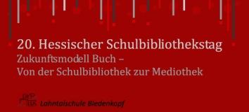Plakat der Lahntalschule zum 20. HSBT