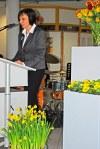 Schulleiterin Dr. Barbara Himmelsbach begrüßt